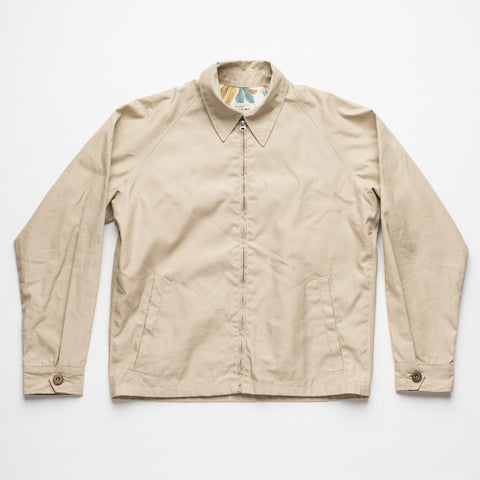 Freenote Cloth | Mariner Jacket - Natural | $350