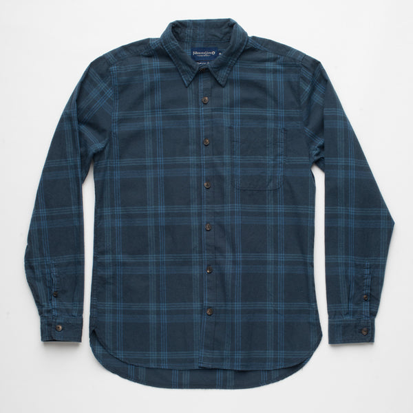 Freenote Cloth | Bodie - Captain's Blue | $200