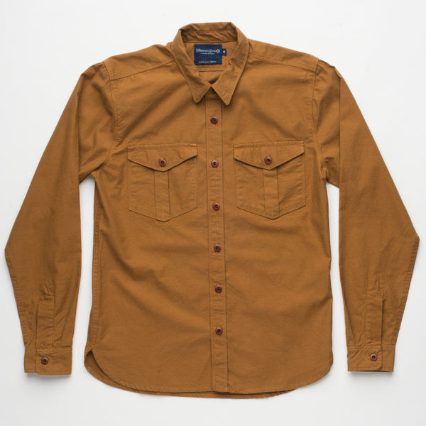 Freenote Cloth | Dayton - Nep Golden Oak | $200