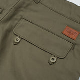 Freenote Cloth | Vagabond Olive Pin Cord | $240