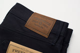Rios Slim Straight <span>Raw 14.75oz Blue Black Japanese Denim</span>