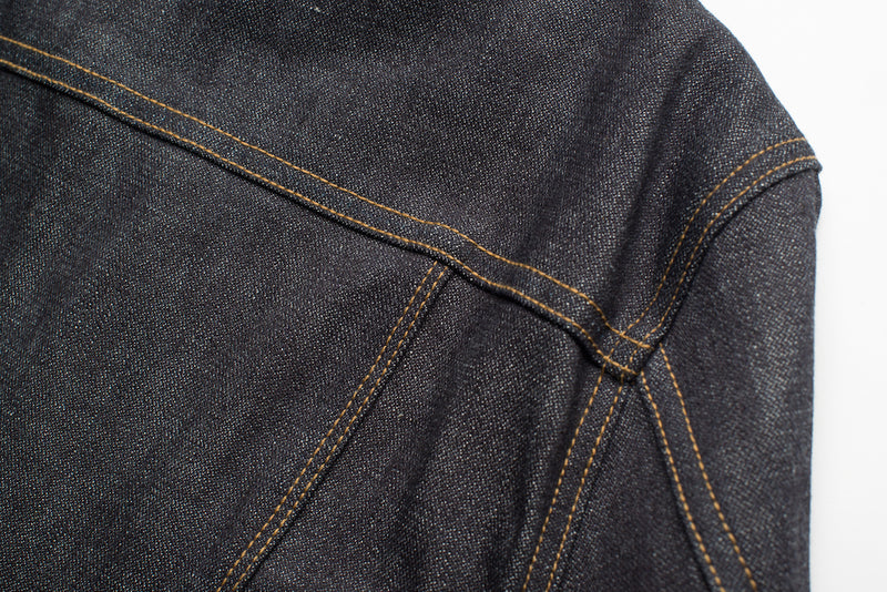 Freenote Cloth | Classic Denim Jacket - Broken Twill | $280