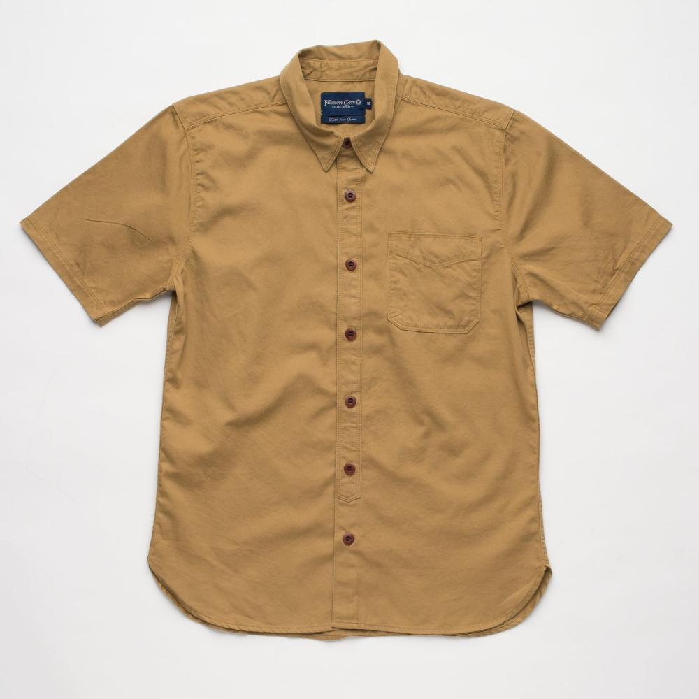 Freenote Cloth | Parker | Buckthorn Brown $160