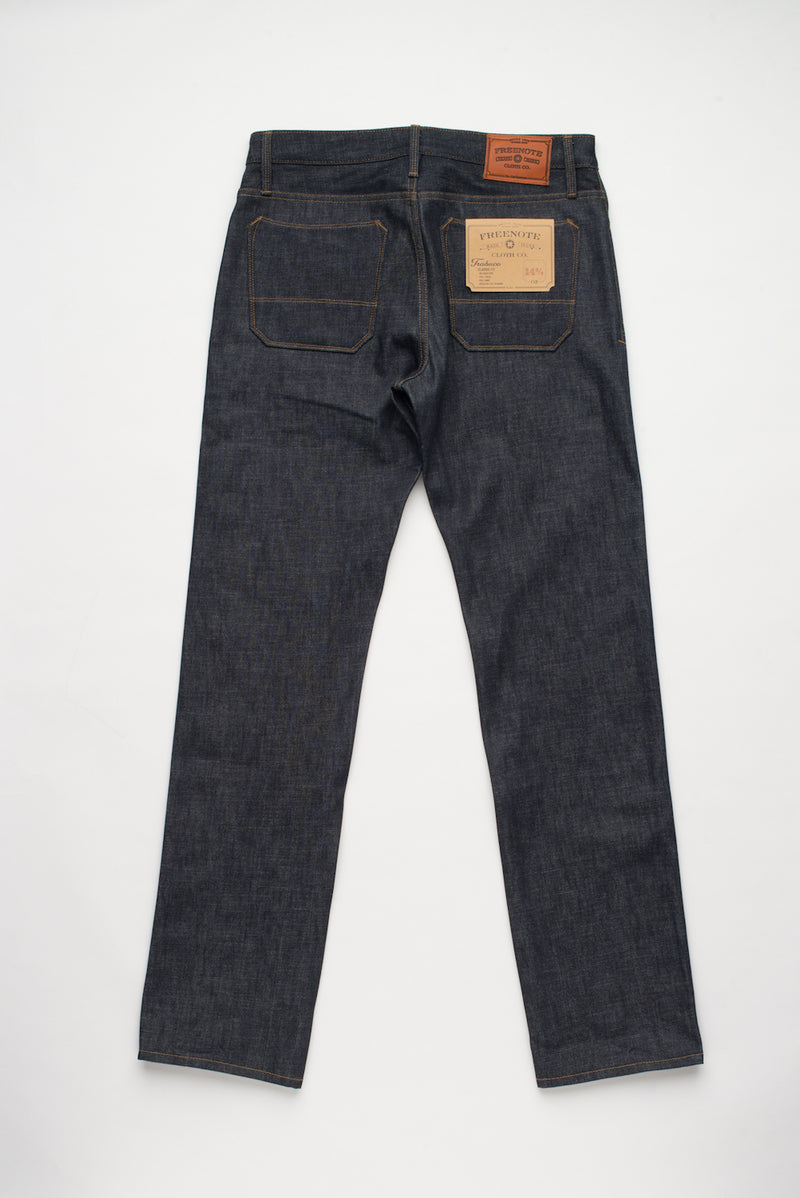 Trabuco - Raw 14.75oz Cone Mill Denim Backside| $230