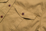 Freenote Cloth | Dayton | Buckthorn Brown $200