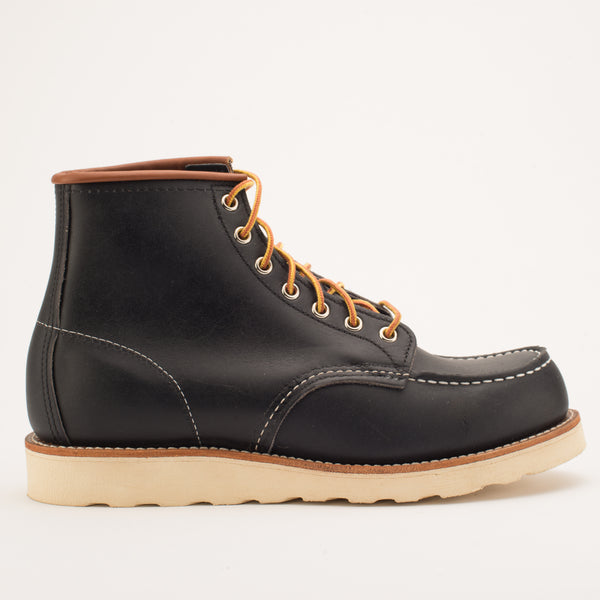 Red Wing Moc Toe <span>Navy Portage</span>