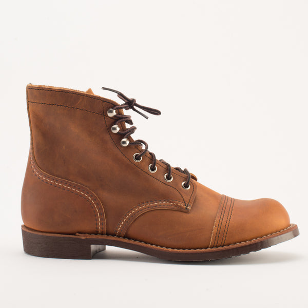 Red Wing Iron Ranger <span>Copper Rough & Tough</span>