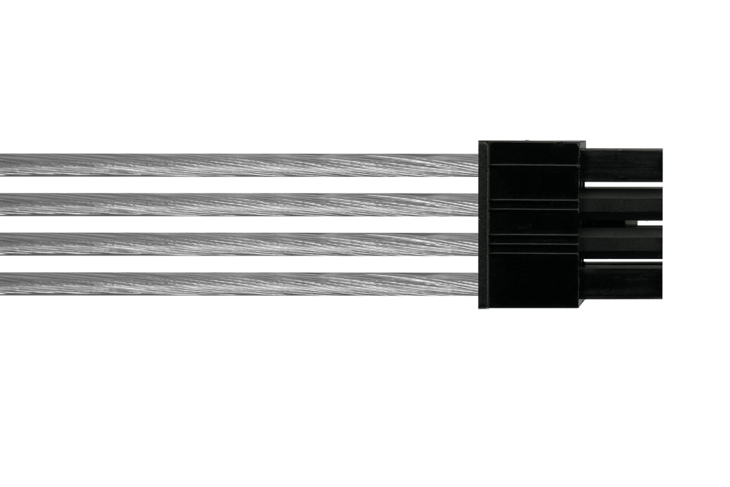 Louqe Ghost S1 8-pin CPU Custom Sleeveless Cable