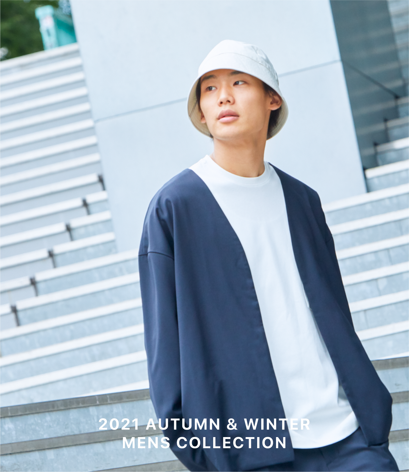 2021 AUTUMN & WINTER MENS COLLECTION