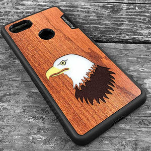 An intro to FossilForm wood and resin phone cases