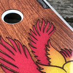 Load image into Gallery viewer, Phoenix - Wood & Resin Case - White