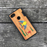Load image into Gallery viewer, Fish - Wood & Resin Case - Black