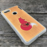 Load image into Gallery viewer, Fox - Engraved Wood & Resin Case - White