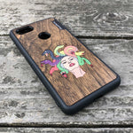 Load image into Gallery viewer, Medusa - Wood & Resin Case - Black