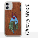 Load image into Gallery viewer, Viking - Wood & Resin Case - White