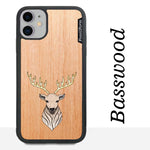 Load image into Gallery viewer, Elk - Wood & Resin Case - Black