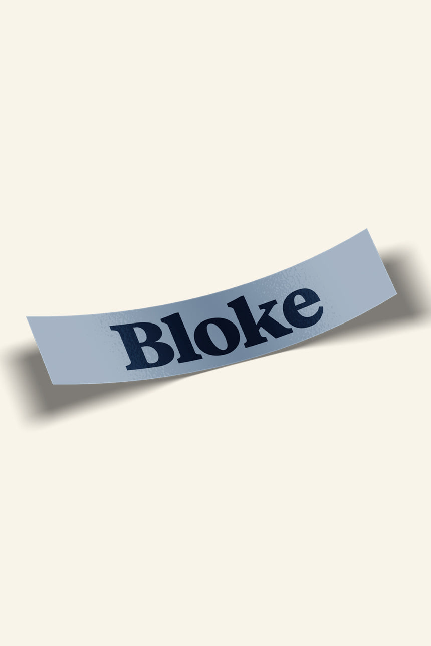 NSW BLOKE BUMPER STICKER (SOLD OUT)