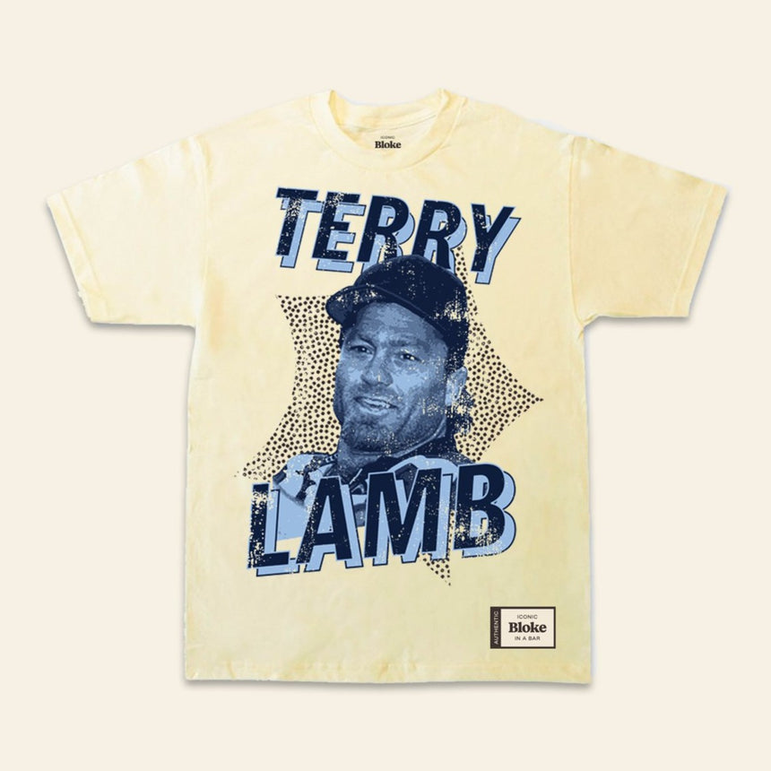 ICONIC BLOKE SHIRT - TERRY LAMB
