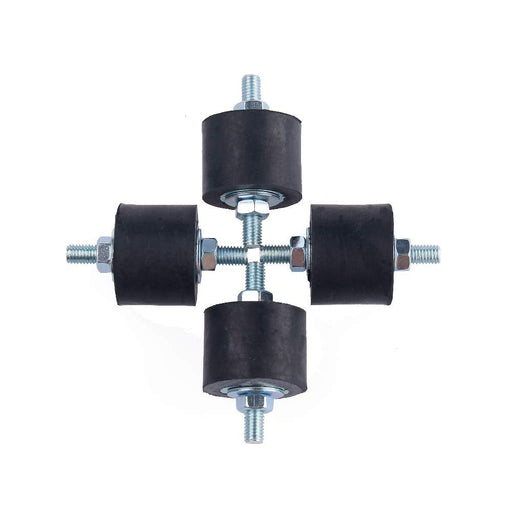 LBG Products Rubber Studs Vibration Isolator Mounts for mini split - LBGProducts