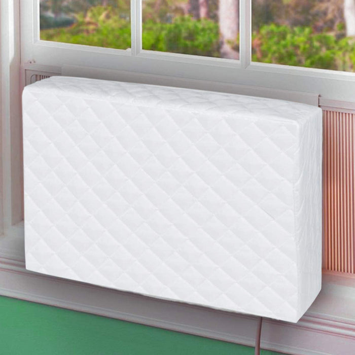 LBG Products Window A/C Cover for Inside, 21''L x 14''H x 4''D