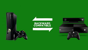 Microsoft Xbox One backward compatibility