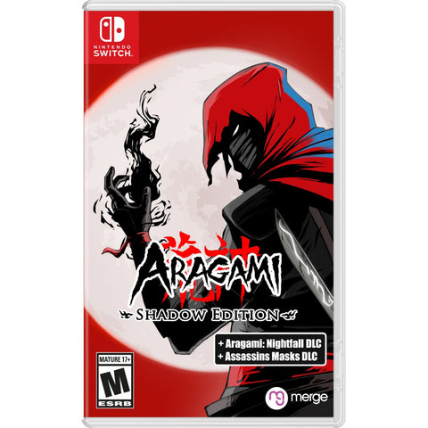 NINTENDO SWITCH ARAGAMI [SHADOW EDITION]