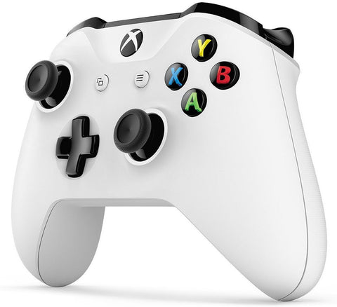 MICROSOFT XBOX ONE OFFICIAL WIRELESS CONTROLLER WITH BLUETOOTH - WHITE