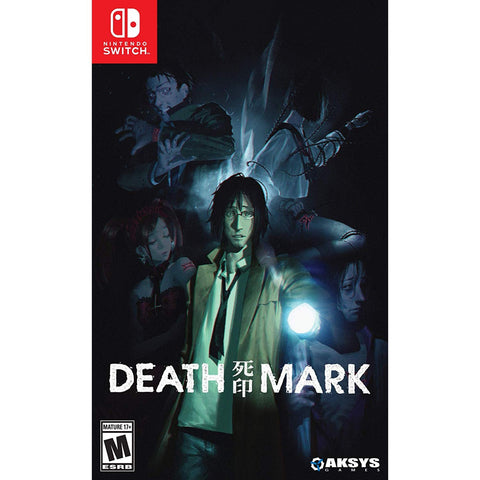 NINTENDO SWITCH DEATH MARK