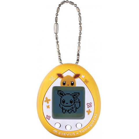 Bandai Tamagotchi Love You, Eevee (Brown) / Colorful Friends (Pink)
