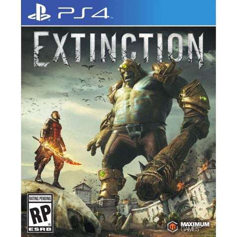 PS4 EXTINCTION