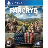PS4 FAR CRY 5 WITH PRE-ORDER BONUS