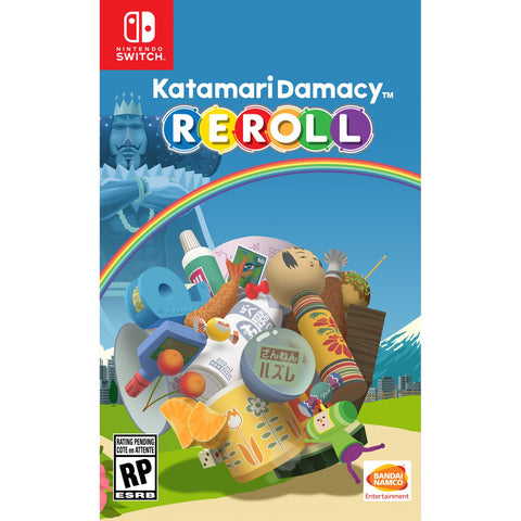 NINTENDO SWITCH KATAMARI DAMACY REROLL