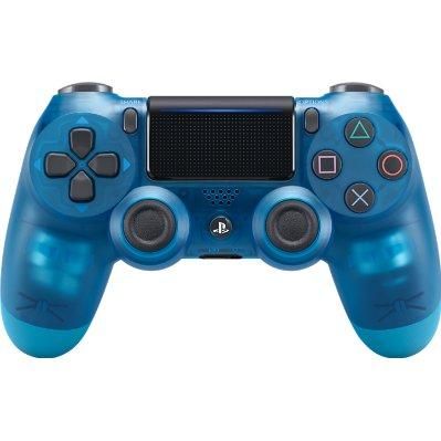 SONY OFFICIAL DUALSHOCK 4 CUH-ZCT2 NEW SERIES WIRELESS CONTROLLER FOR PS4 - BLUE CRYSTAL