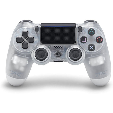 SONY OFFICIAL DUALSHOCK 4 CUH-ZCT2 NEW SERIES WIRELESS CONTROLLER FOR PS4 - CRYSTAL
