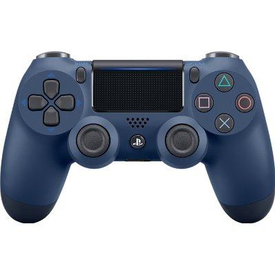 SONY OFFICIAL DUALSHOCK 4 CUH-ZCT2 NEW SERIES WIRELESS CONTROLLER FOR PS4 - MIDNIGHT BLUE