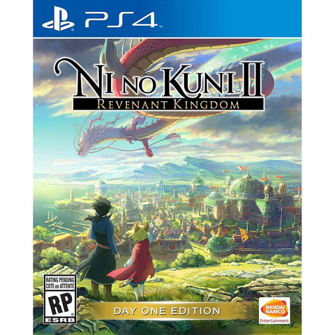 PS4 NI NO KUNI II: REVENANT KINGDOM