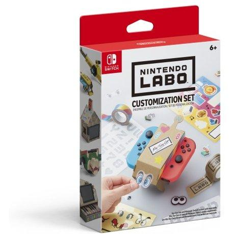 NINTENDO SWITCH LABO CUSTOMIZATION KIT
