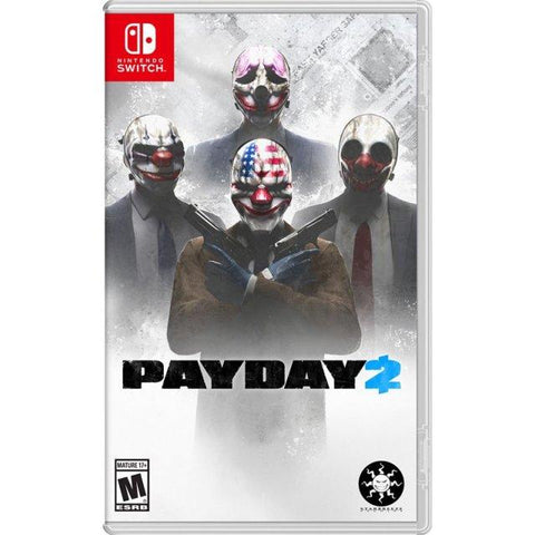 NINTENDO SWITCH PAY DAY 2