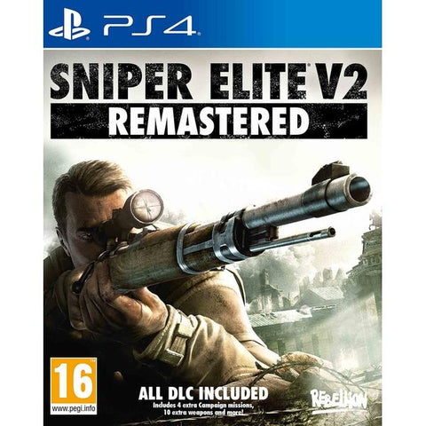 PS4 SNIPER ELITE V2 REMASTERED
