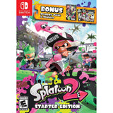 NINTENDO SWITCH SPLATOON 2 STARTER EDITION