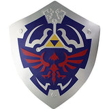 THE LEGEND OF ZELDA - HYLIAN SHIELD METAL WALL ART