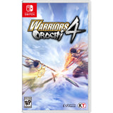 NINTENDO SWITCH WARRIORS OROCHI 4