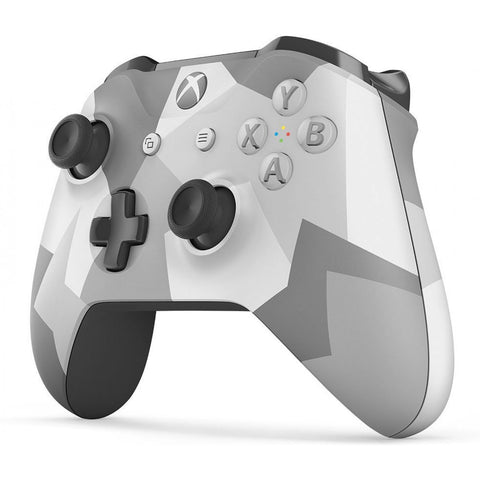MICROSOFT XBOX ONE OFFICIAL LIMITED EDITION WIRELESS CONTROLLER WITH BLUETOOTH - WINTER FORCES