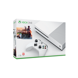 MICROSOFT XBOX ONE S 1TB CONSOLE WITH BATTLEFIELD 1 BUNDLE + EXTRA WIRELESS CONTROLLER