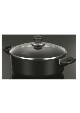 Scanpan Induction+ 26cm/4L Low Dutch Oven