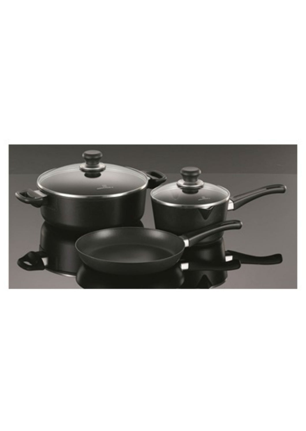 Scanpan Induction+ 3 Piece Set