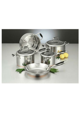 Scanpan Coppernox 5 Piece Cookware Set