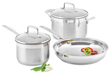 Scanpan Impact Cookware Set - 3 Piece