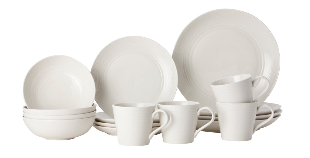 Gordon Ramsay Maze by Royal Doulton - 16 Piece Set