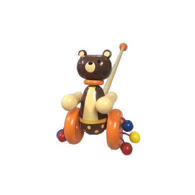 SW - Wooden push along toy
